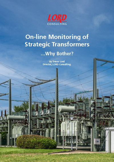LORD Consulting Paper Online Monitoring of Strategic Transformers Dec 2020 1